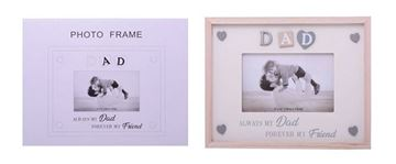 Picture of 6x4 dad sentiment frame