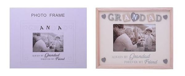 Picture of 6x4 grandad sentiment frame