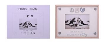 Picture of 6x4 dog sentiment frame
