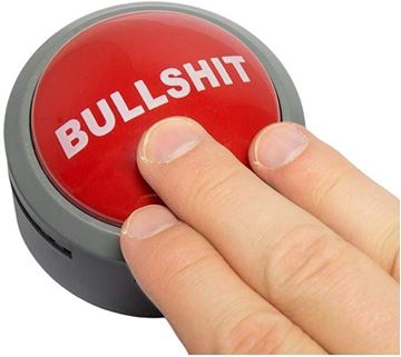 Picture of Bullshit button