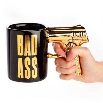 Picture of 3D badass boss mug