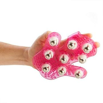 Picture of Massage glove pink