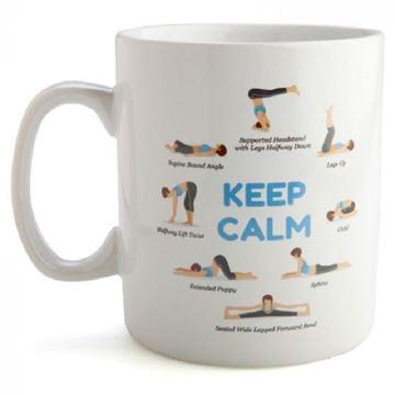 Picture of Giant mug yoga