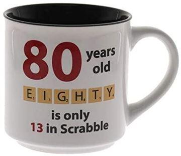 Picture of 80 scrabble mug