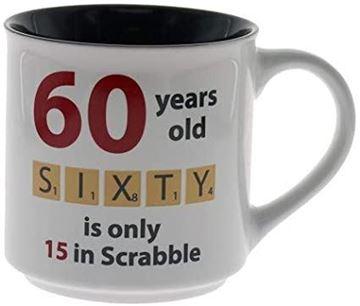 Picture of 60 scrabble mug