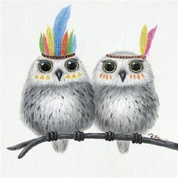 Picture of Rainbow warriors 30x30