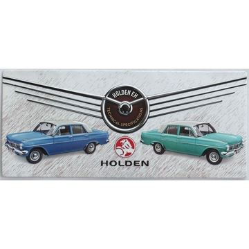 Picture of Holden wall plaque