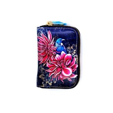 Picture of Tui pink flower card holder