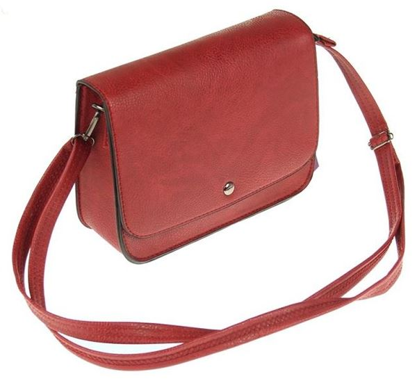 Picture of Box bag burgundy