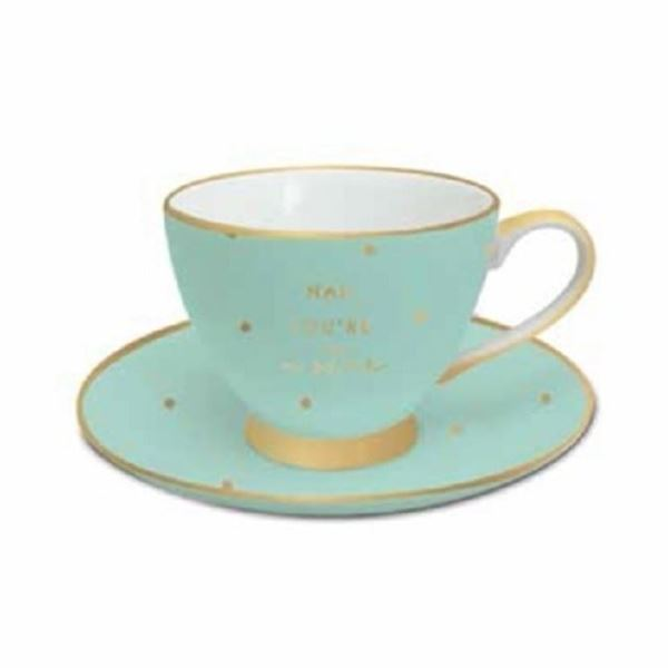Picture of Nan youre a star teacup/saucer
