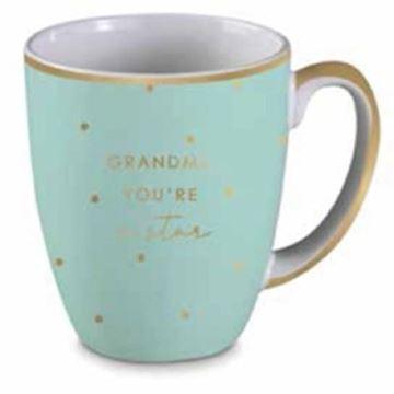 Picture of Grandma youre a star mug