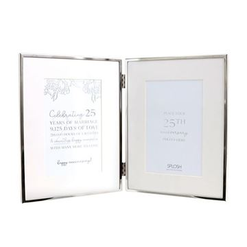 Picture of Anniversary 25th photo frame