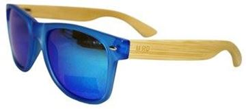 Picture of Sunnies blue reflective lens