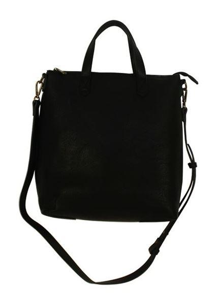 Picture of Black woburn tote bag