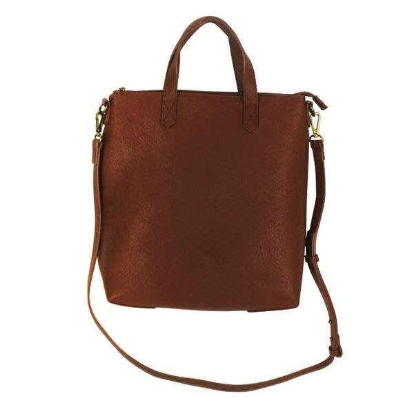 Picture of Tan woburn tote bag