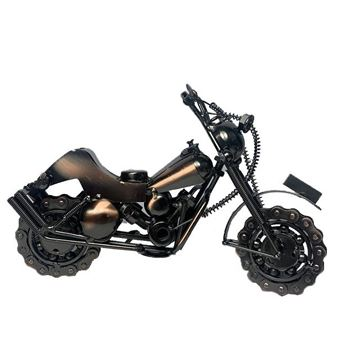 Picture of Copper hog motorbike