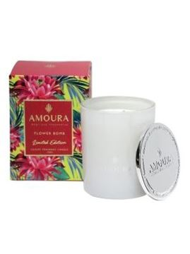 Picture of Flower bomb 100g candle