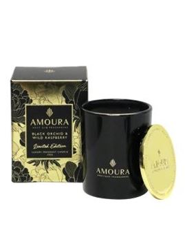 Picture of Black orchid 100g candle