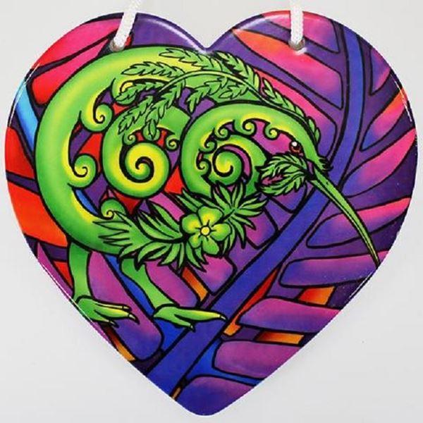 Picture of Heart kiwi bright