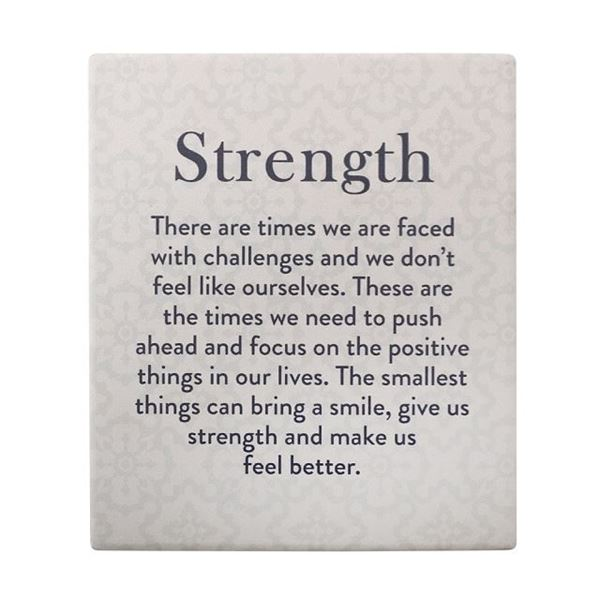Picture of Byron bliss strength verse