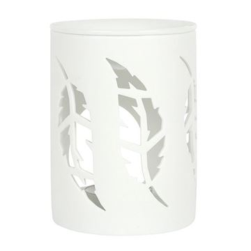 Picture of White feather oil burner