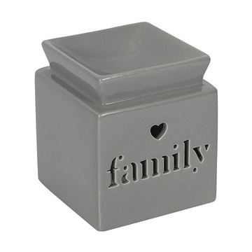 Picture of Grey family oil burner