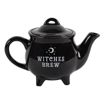 Picture of Witches brew teapot black