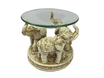 Picture of Three elephant oil burner