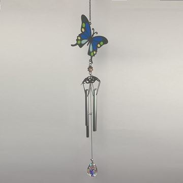 Picture of Butterfly wind chime