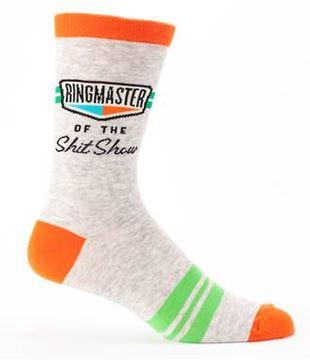 Picture of Mens ringmaster socks