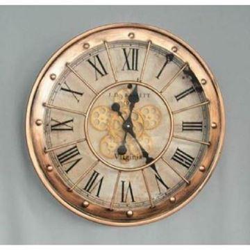 Picture of Copper gear clock 59cm