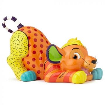 Picture of Simba med figurine