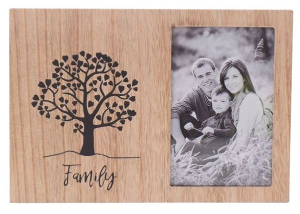 Picture of 4x6 tree of life photo frame