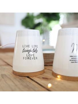 Picture of Forever emotive tealight