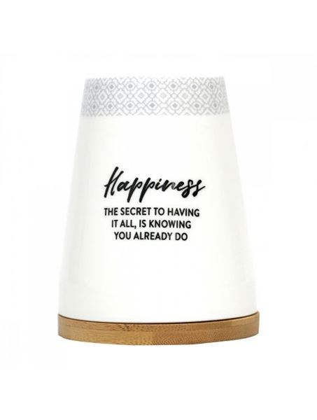 Picture of Happiness emotive tealight