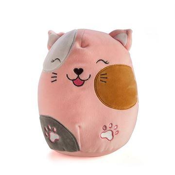 Picture of Cat smooshos pals