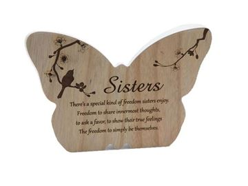 Picture of Sisters butterfly