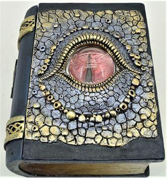 Picture of Blue dragon eye box