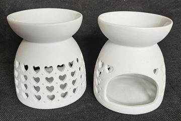 Picture of Oil burner hearts