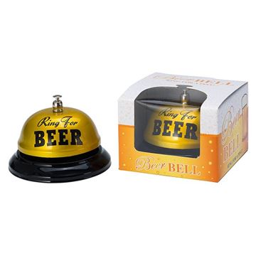Picture of Desk bell ring for beer