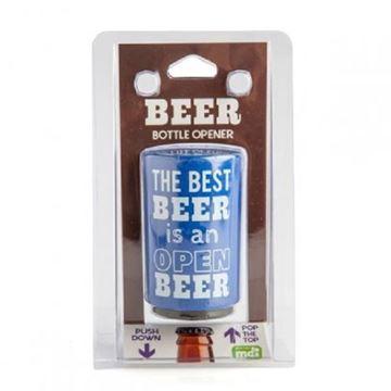 Picture of Open beer push down opener