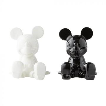Picture of S&P set black & white mickey