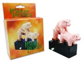 Picture of Wind up porking piggies