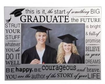 Picture of 6x4 graduation frame