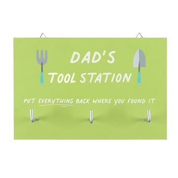 Picture of Dads tool station wall hook