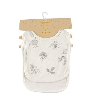 Picture of Sketch kiwi bib two pack