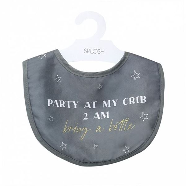 Picture of Baby party bib