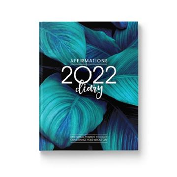 Picture of Diary affirmations leaf 2022
