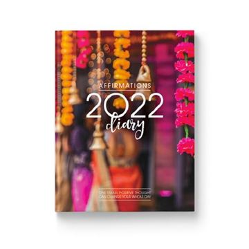 Picture of Diary affirmations flower 2022
