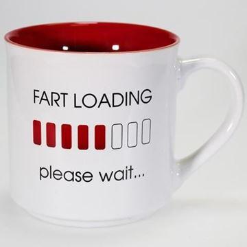 Picture of Fart loading mug
